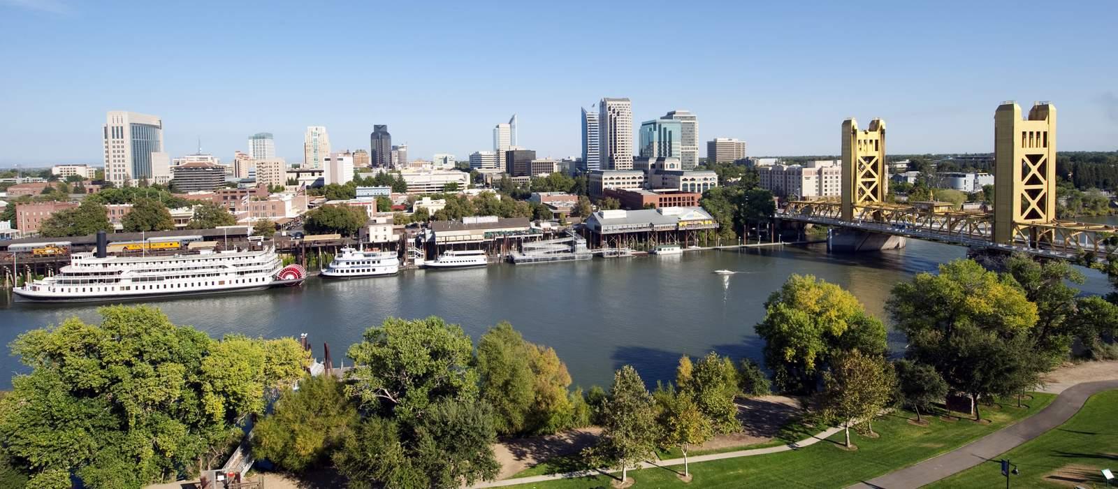 Gold Country, Sacramento, Sacramento River