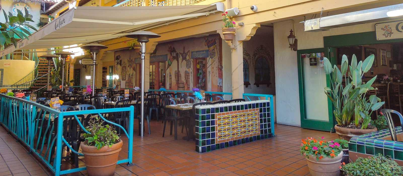 Café Coyote San Diego