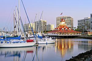 Städtereisen USA: San Diego Harbour