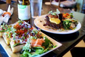 Das beste vegane Restaurant Moncai Vegan in San Diego entdecken