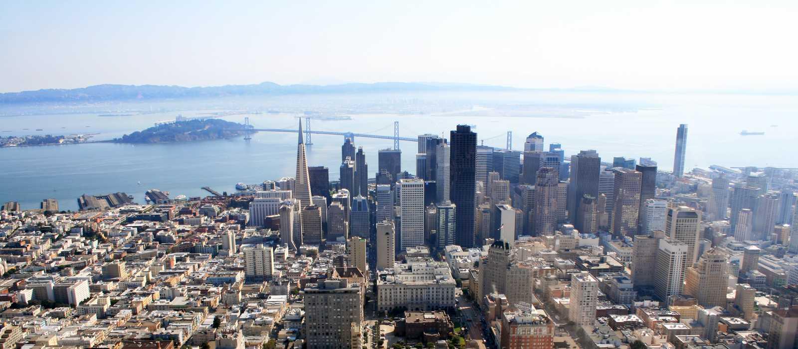 Impressionen von San Francisco