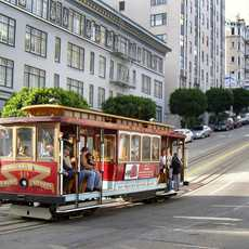 Cable Car and Muni Bus Passport in San Francisco