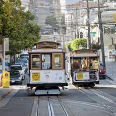 San Francisco Bay Area, San Francisco, Cable Car