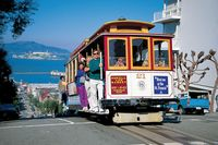 Mit dem Cable Car durch San Francisco