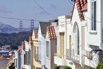 """Die Holzhäuser """"Painted Ladies"""" von San Francisco"""