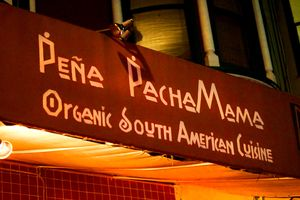 Vegane südamerikanische Küche im Pena Pachamama Kalifornien erleben
