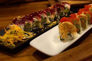 Vegane japanische Küche in der Shizen Sushi Bar - Kalifornien erleben