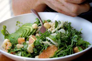 Veganes Frühstück, Mittag- oder Abendessen im The Plant in San Franicoso entdecken