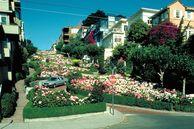 Städtereisen USA: San Francisco Lombard Street