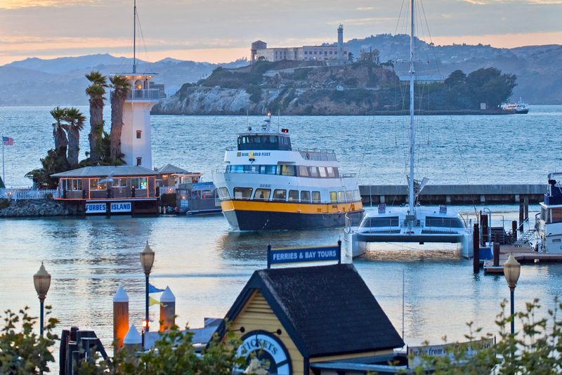 Alcatraz Island Cruise Amp Tour Canusa