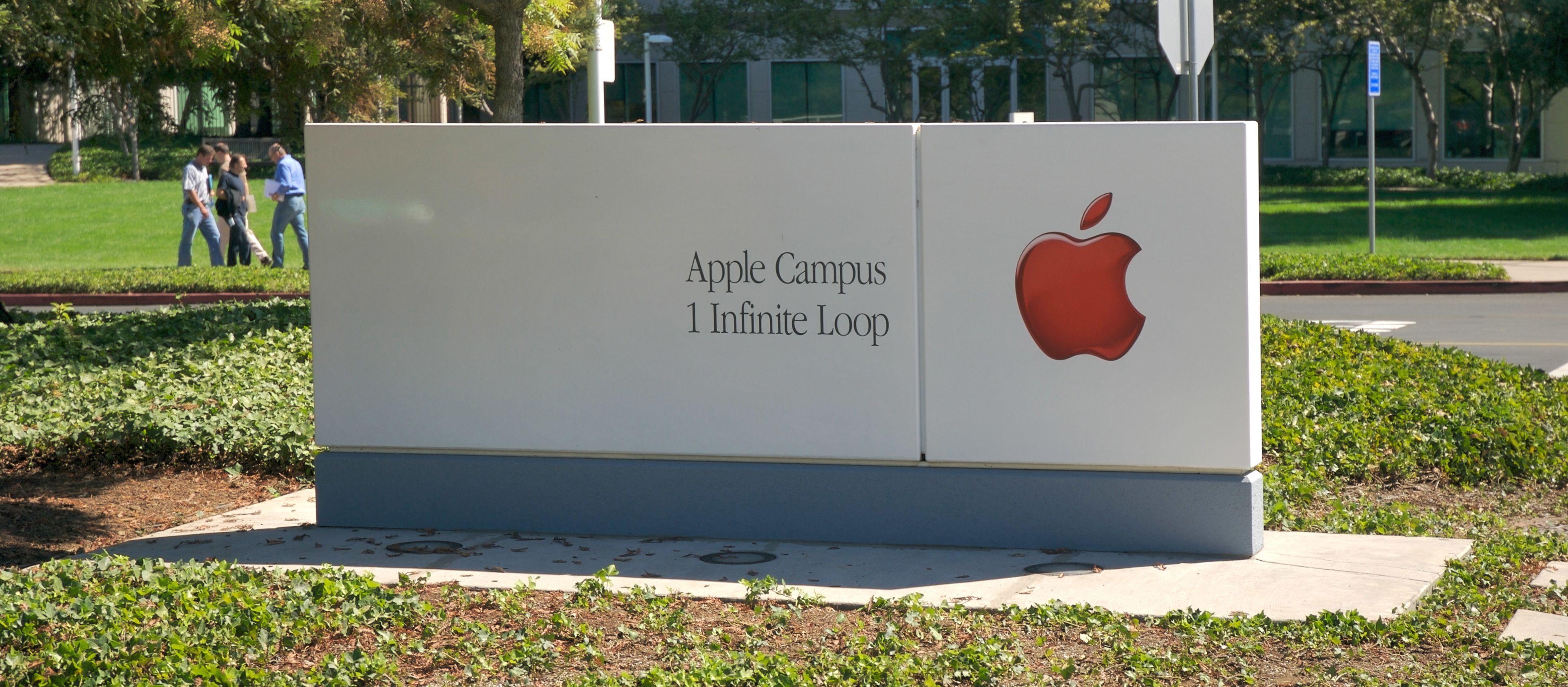 Apple Campus in San José