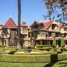 Winchester House in San José