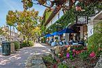 Geschäfte an der State Street in Santa Barbara