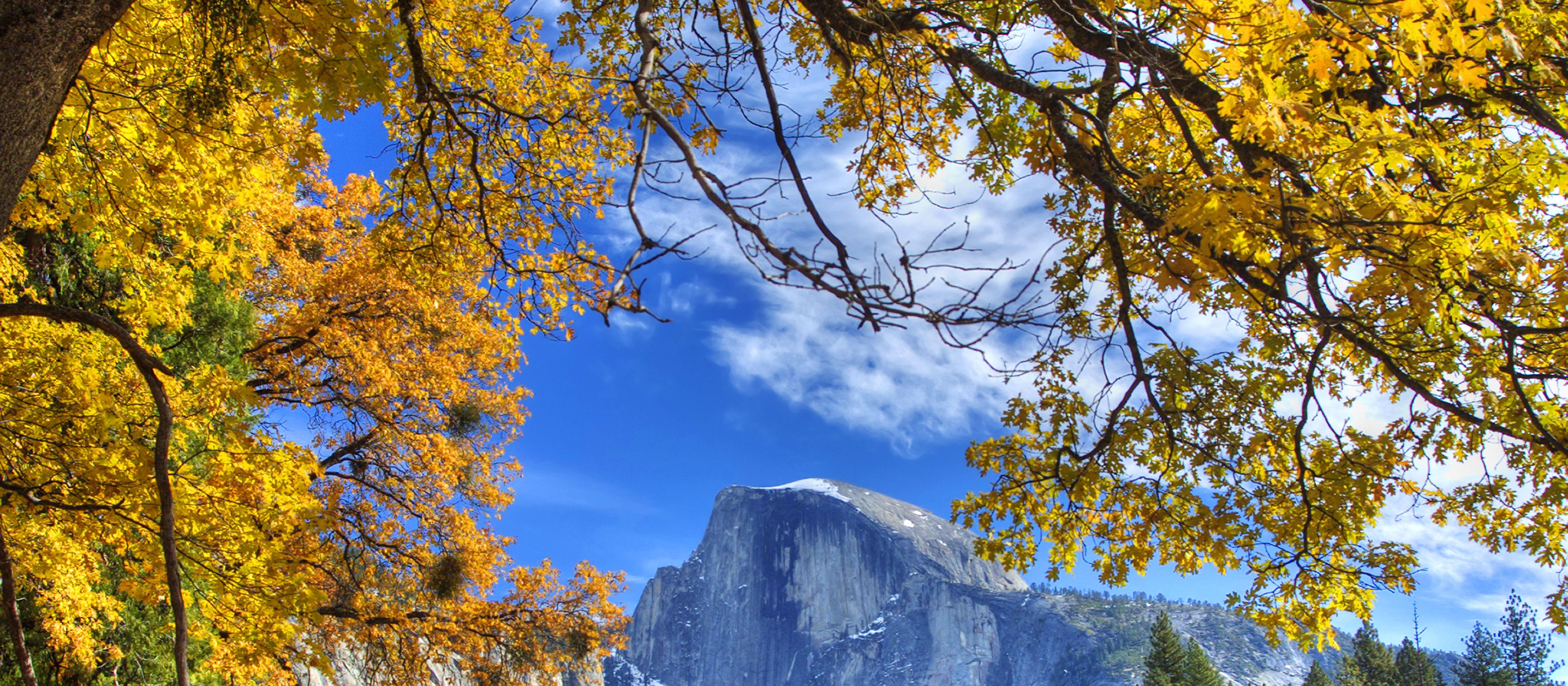 Half Dome Herbst