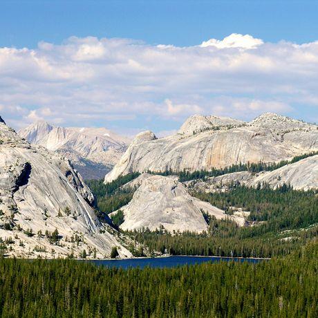 Tenaya Lake und High Sierra