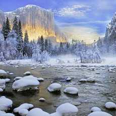 Winterstimmung im Valley