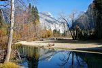 Der Yosemite Nationalpark im Herbst