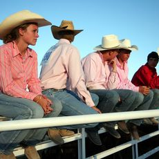 Cowboys in Nevada