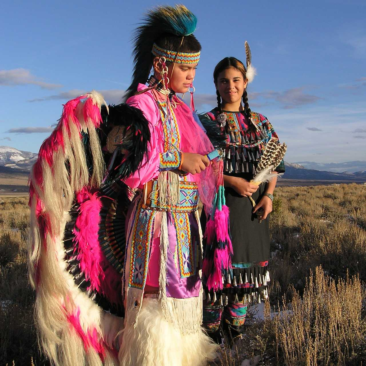 Indianer In Amerika