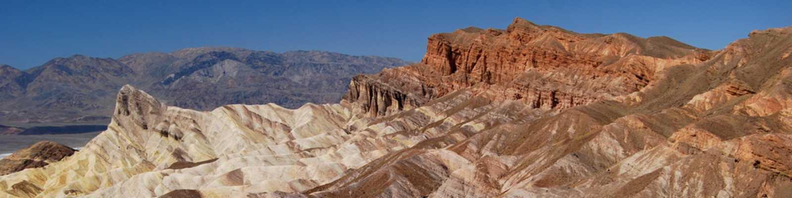 Impressionen Death Valley