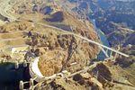 Der Hoover Staudamm im Südwesten der USA