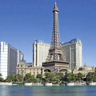 Das Hotel Paris in Las Vegas