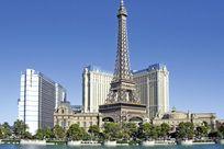 Las Vegas Urlaub: Frühstück unter dem Eiffelturm – himmlisch