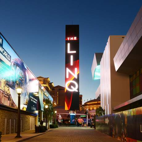 The LINQ Hotel