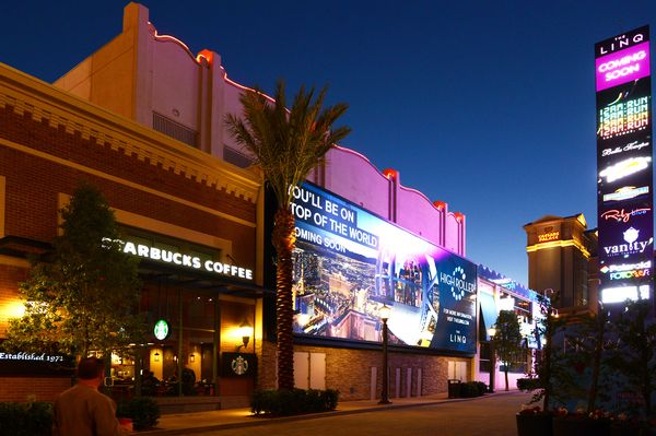 Linq casino restaurants