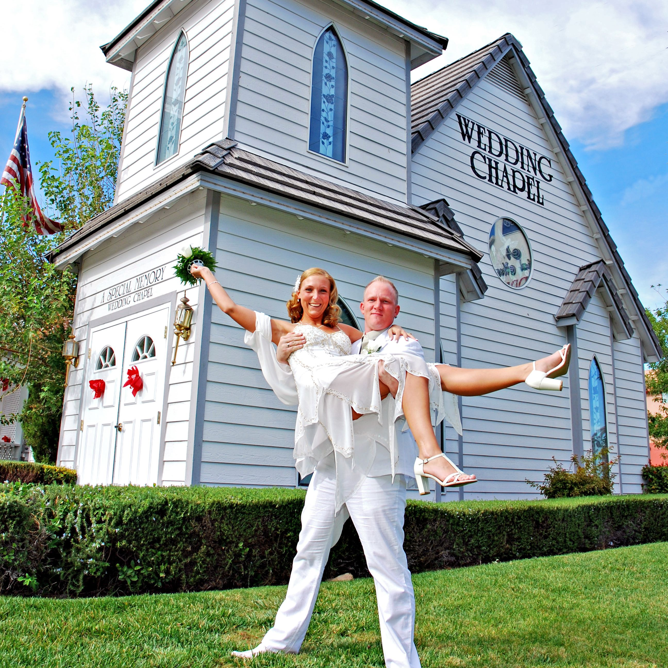 Heiraten In Las Vegas Mit Flug Und Hotel