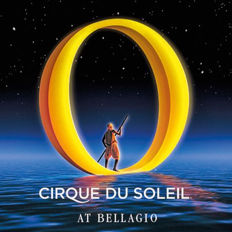Cirque du Soleil at Bellagio