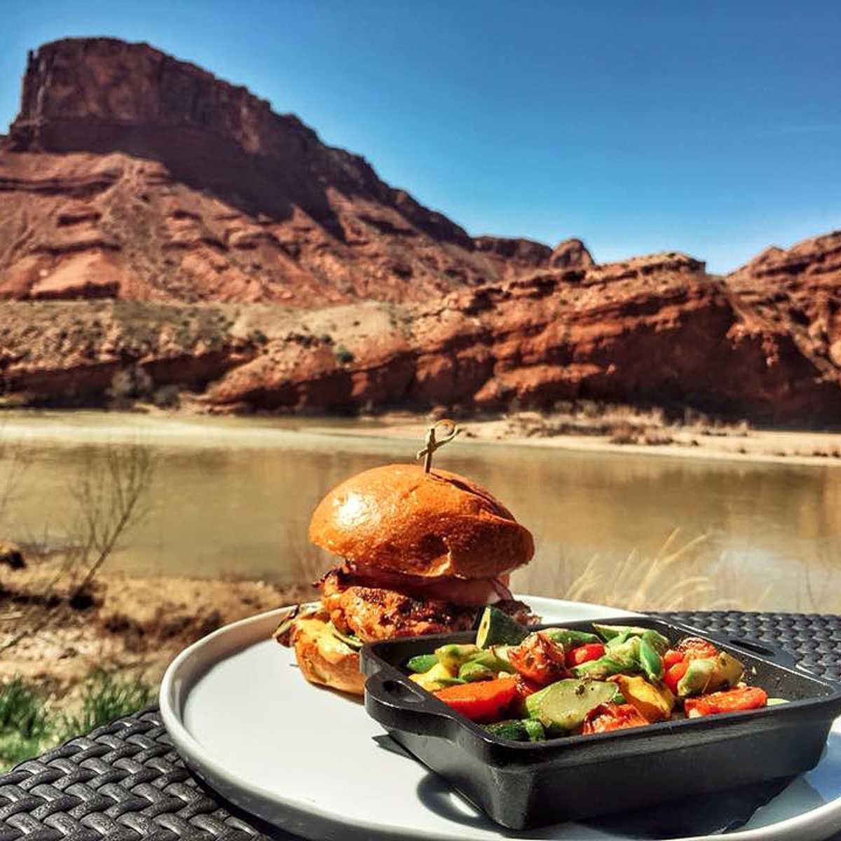 Kulinarische Köstlichkeiten in Moab, Utah