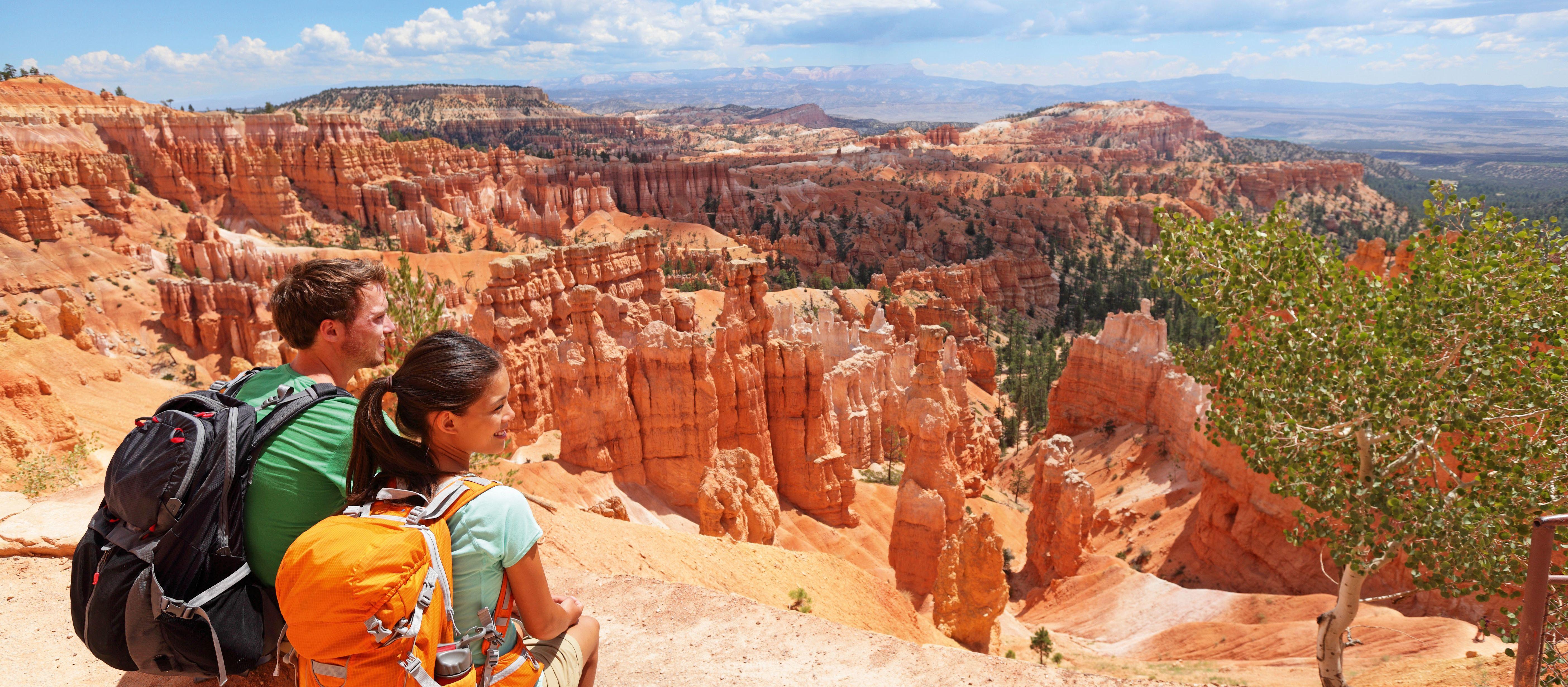 Aussicht auf den Bryce Canyon