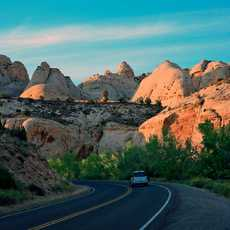 Highway 12, Capitol Reef National Park