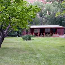 Nature Center - Capitol Reef National Park