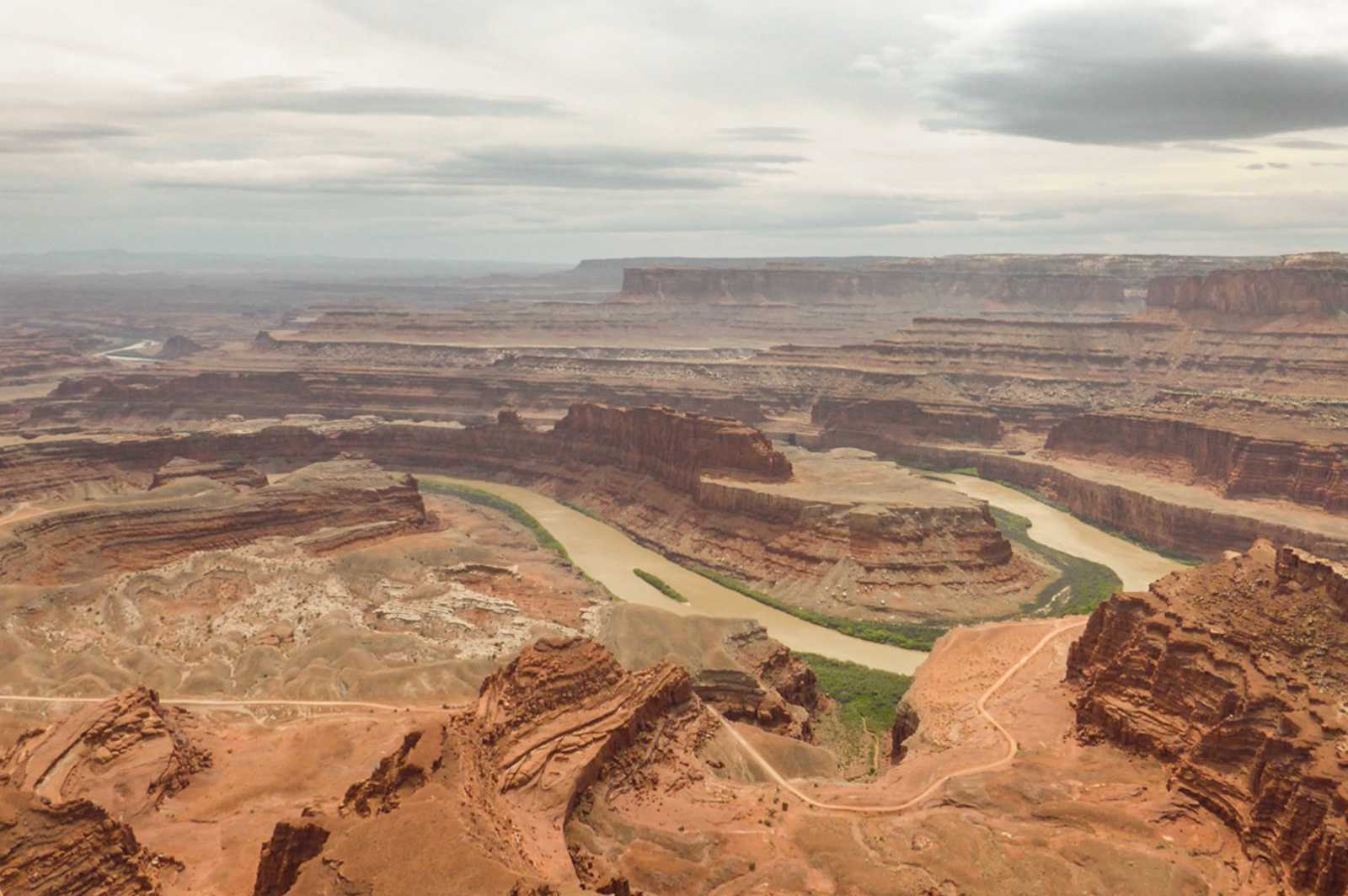 Der Dead Horse Point State Park in Utah