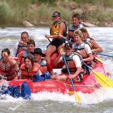 Mac Rafting Youth, Moab