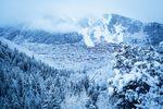 Neuschnee in Aspen!