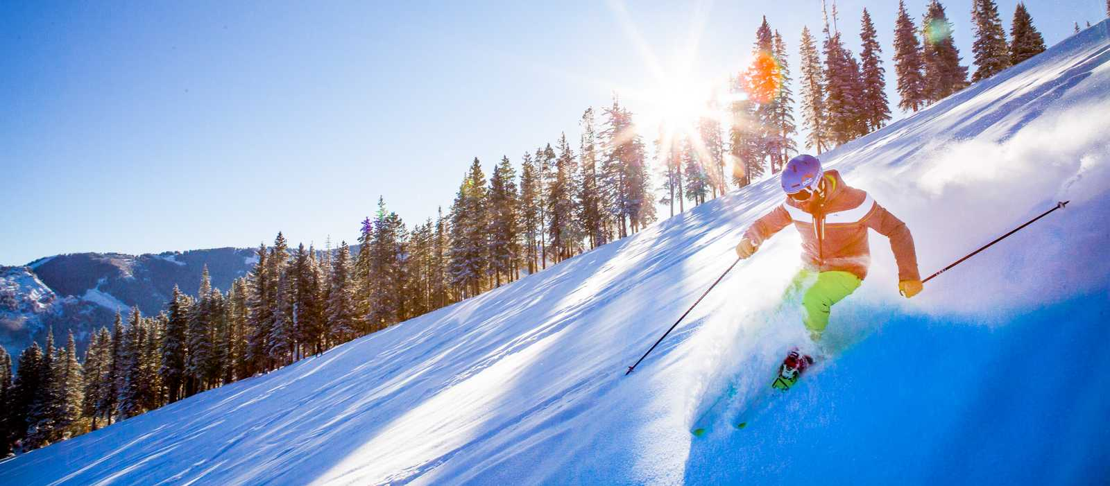 Der Start in die Ski-Saison 2017/18 in Aspen Snowmass