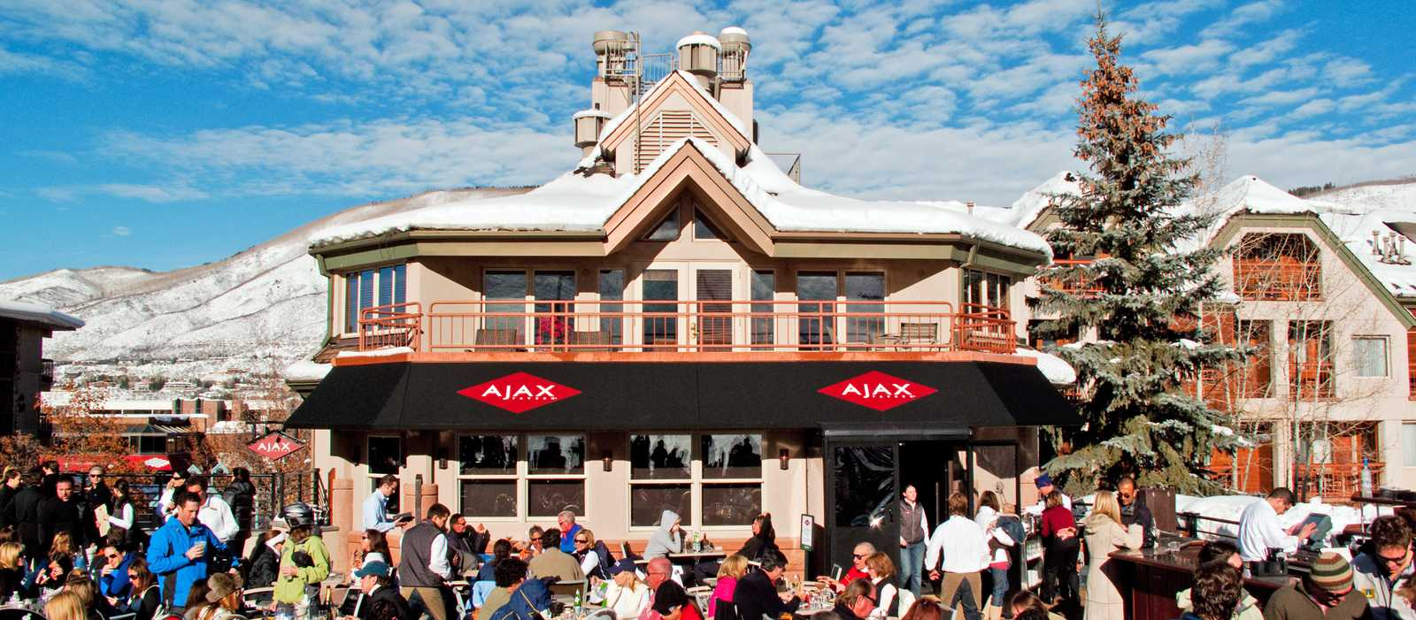 Ajax Tavern in Aspen