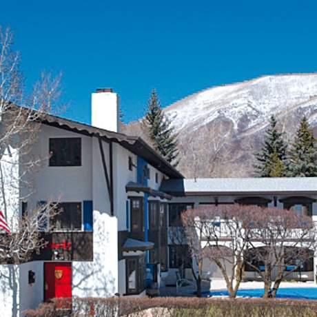 St Moritz Lodge