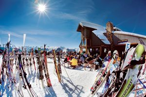 Berghütte - Après-Ski