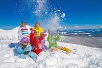 Ski in - Ski out in Big White