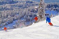 Silver Star: Ski In-Ski Out
