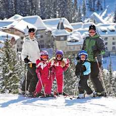 Familien-Ski