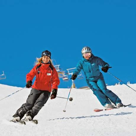 Skispass in Sun Peaks