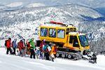 Cat-Skiing in Kanada & USA
