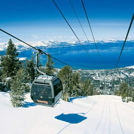 Gondola at Heavenly