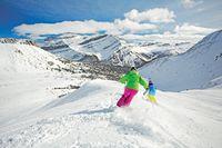 Skiurlaub am Mount Norquay
