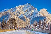 Winterzauber Banff